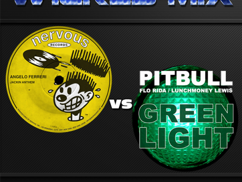 Pitbull Flo Rida VS Angelo Ferreri Jackin Greenlight