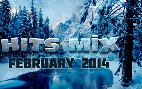 Hits Mix Feb 2014