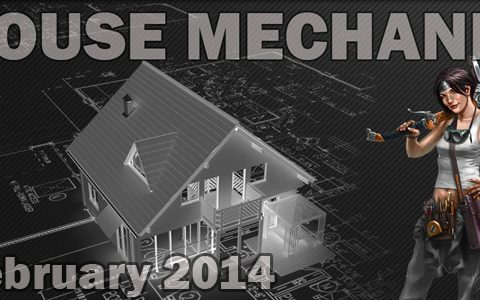 house mechanic february 2014